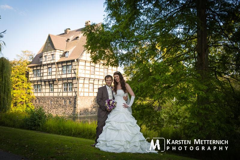 Hochzeit in Gladbeck