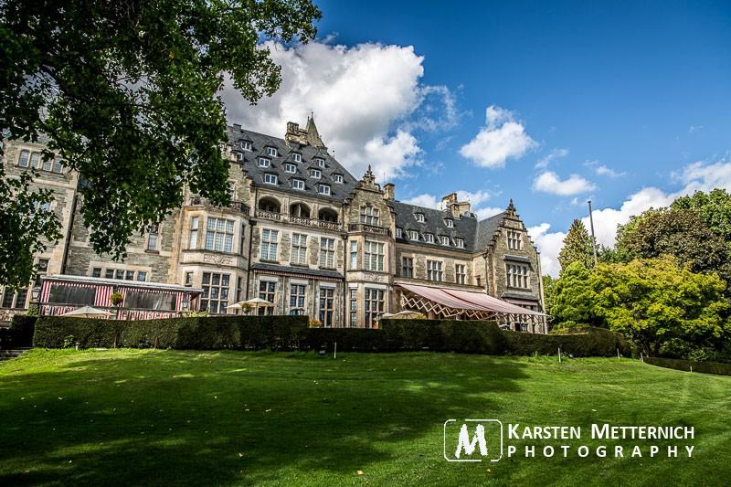 Das Schlosshotel in Kronberg