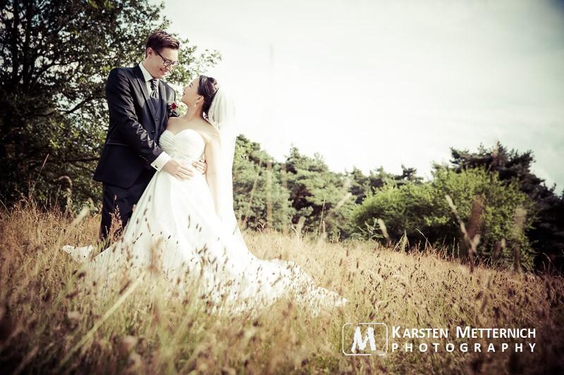 Hochzeit in Rosbach und im Schloss Höchst