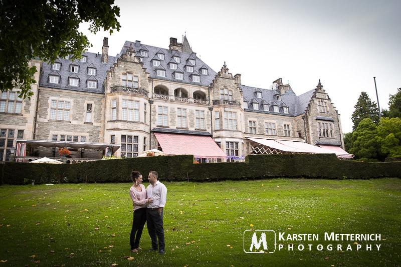 Das Schlosshotel Kronberg, immer schon eine Wunschlocation von mir