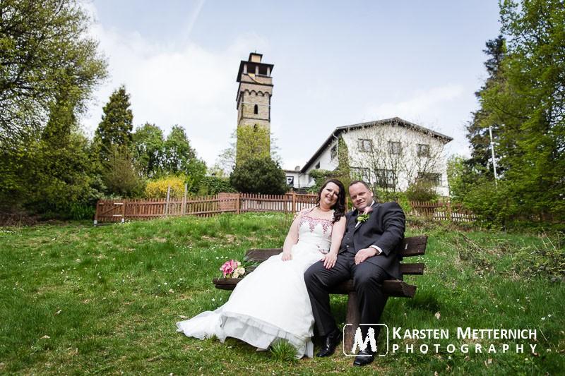 Hochzeit auf dem Kellerskopf in Wiesbaden