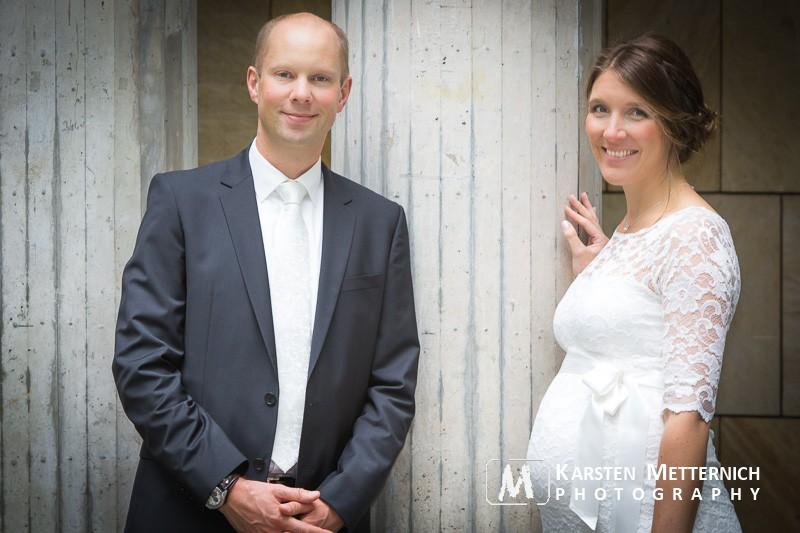 Standesamtliche Hochzeit in Frankfurt
