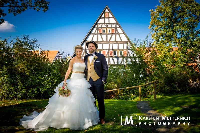 Hochzeit in Pfullingen