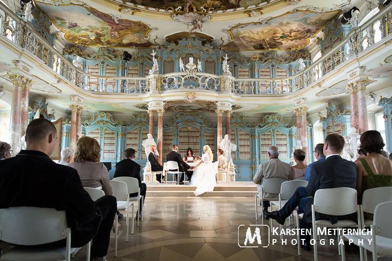 Außergewöhnliche Hochzeit in Bad Schussenried