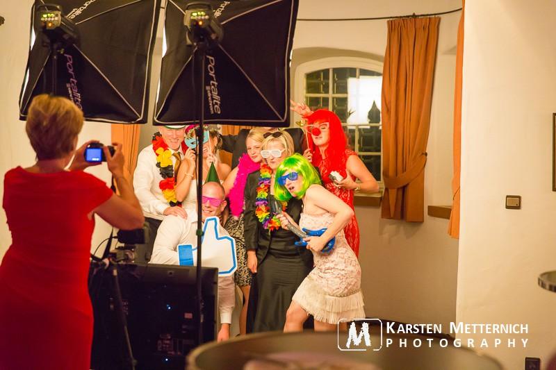 Photobooth - Kick für jede Hochzeitsfeier