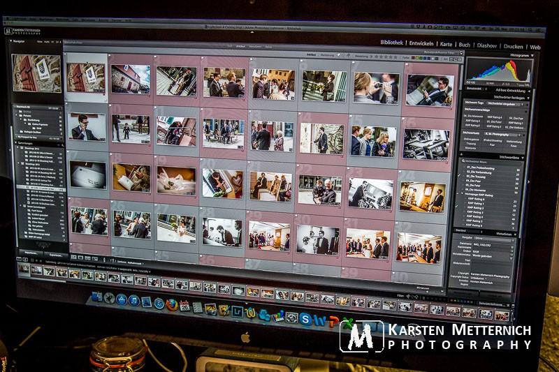 Fotografen und ihre Rohdaten