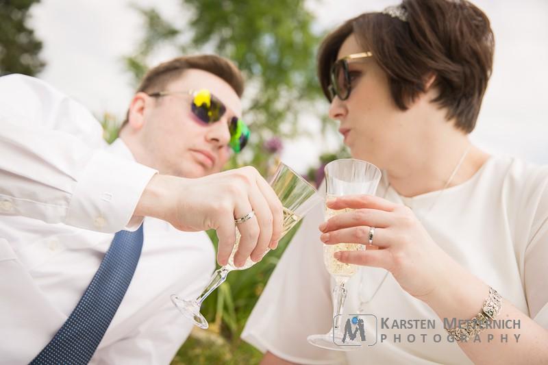 Christiane & Domenik Hochzeit